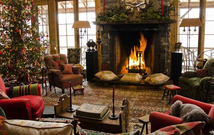 Christmas decorating ideas Kansas City Interior Design